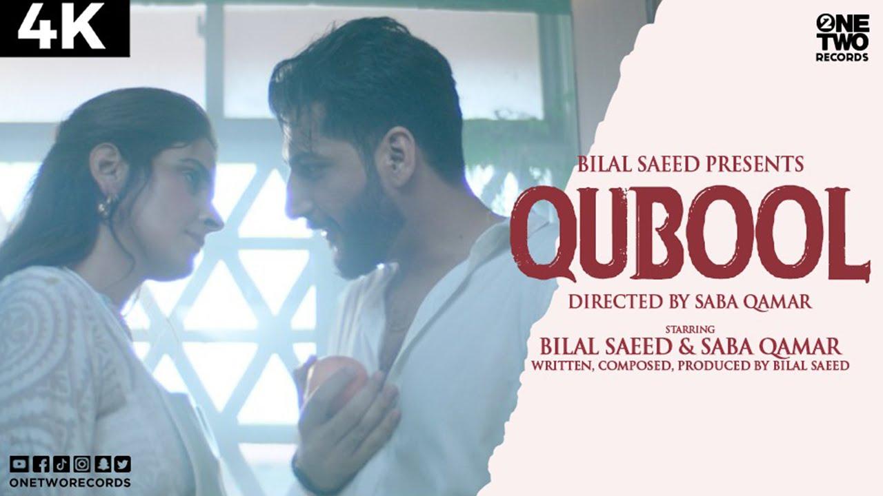 Bilal Saeed – Qubool