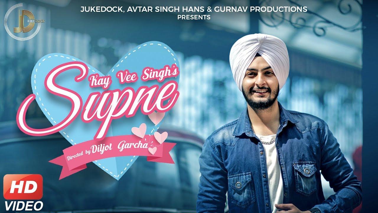 Kay Vee Singh ft Poorva Thakur – Supne
