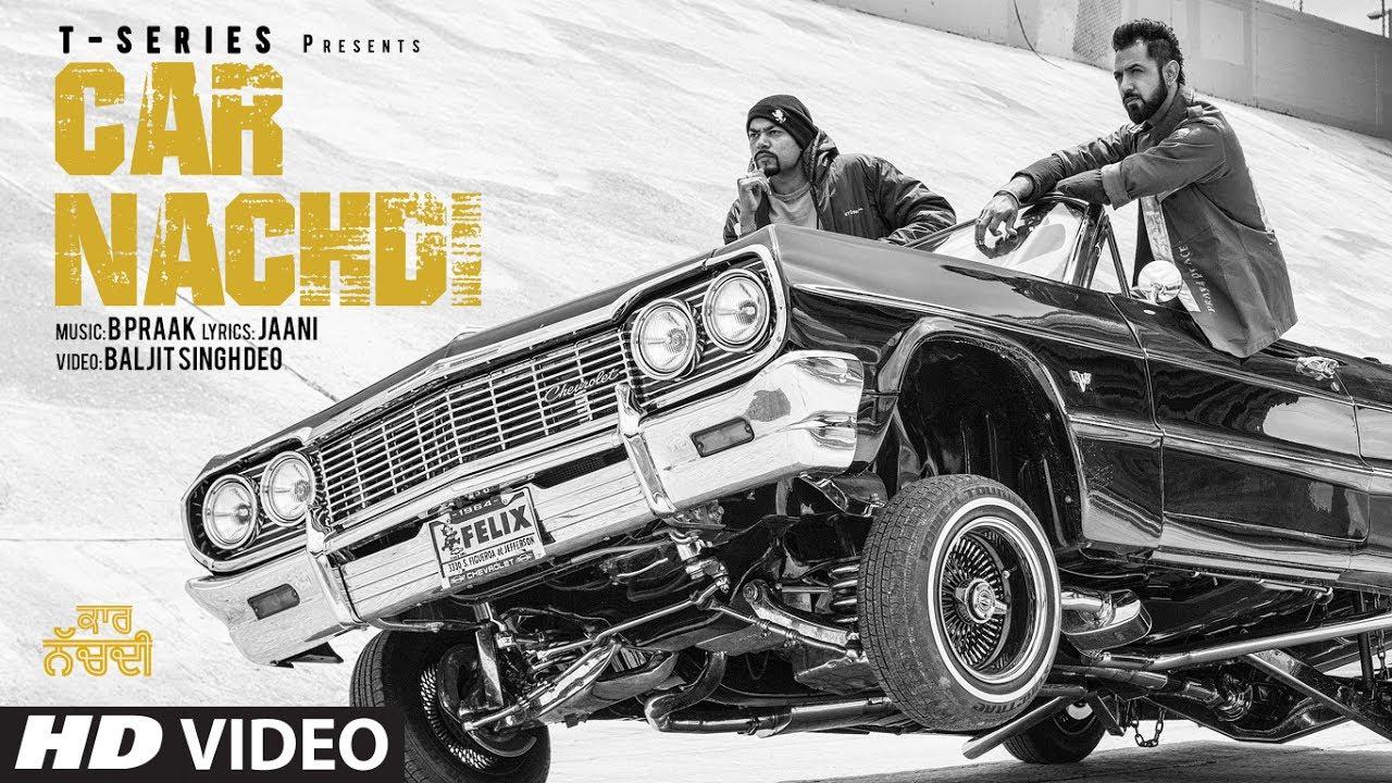 Gippy Grewal ft Bohemia & B. Praak – Car Nachdi