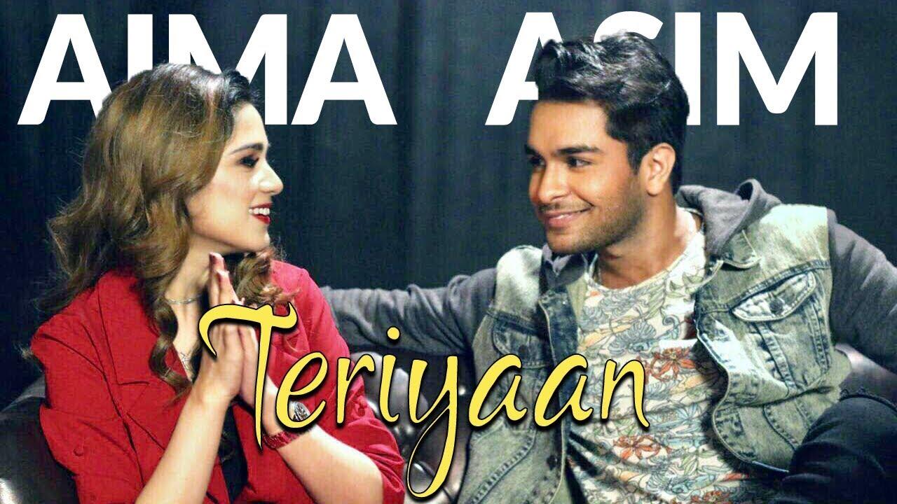 Asim Azhar & Aima Baig – Teriyaan