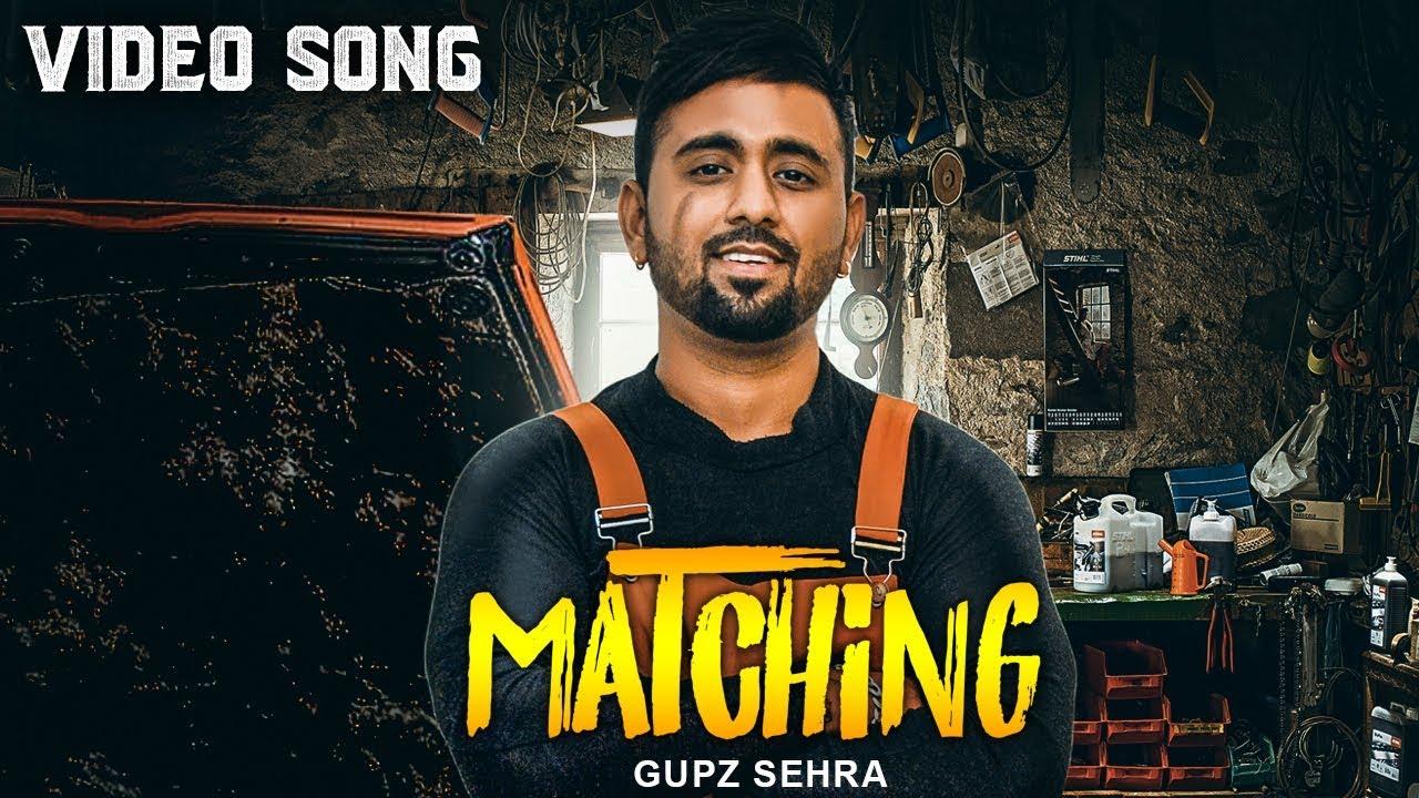 Gupz Sehra – Matching