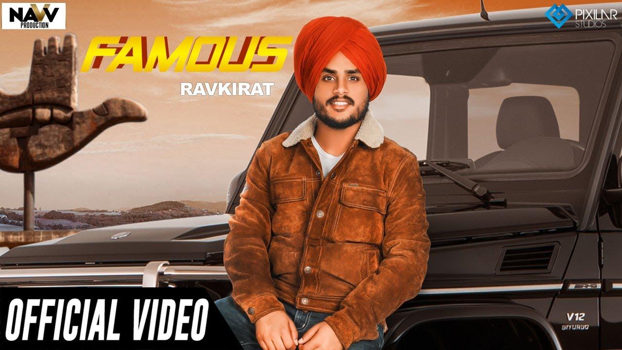 Ravkirat ft Inder Dhammu – Famous