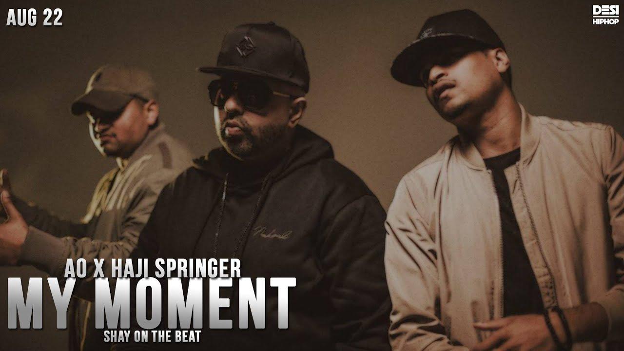 AO ft Haji Springer – My Moment