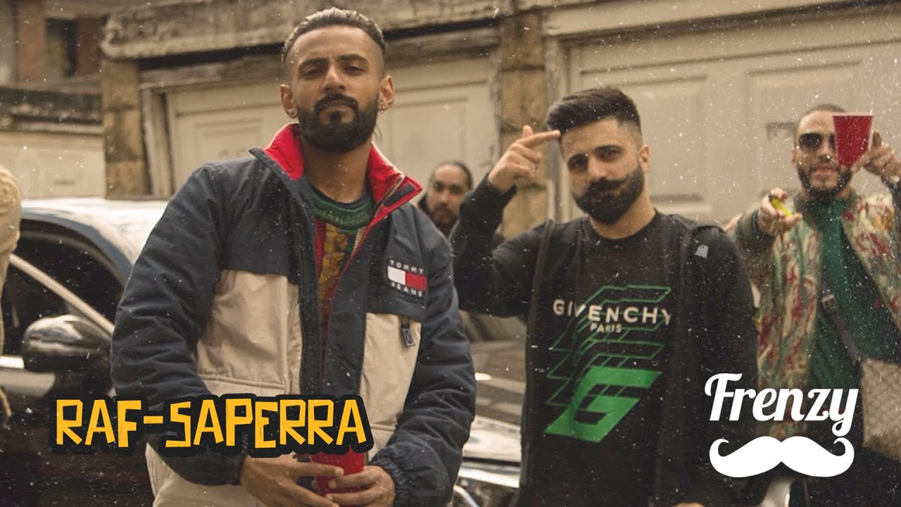 Raf-Saperra & DJ Frenzy – The Naag Jam (Remix)