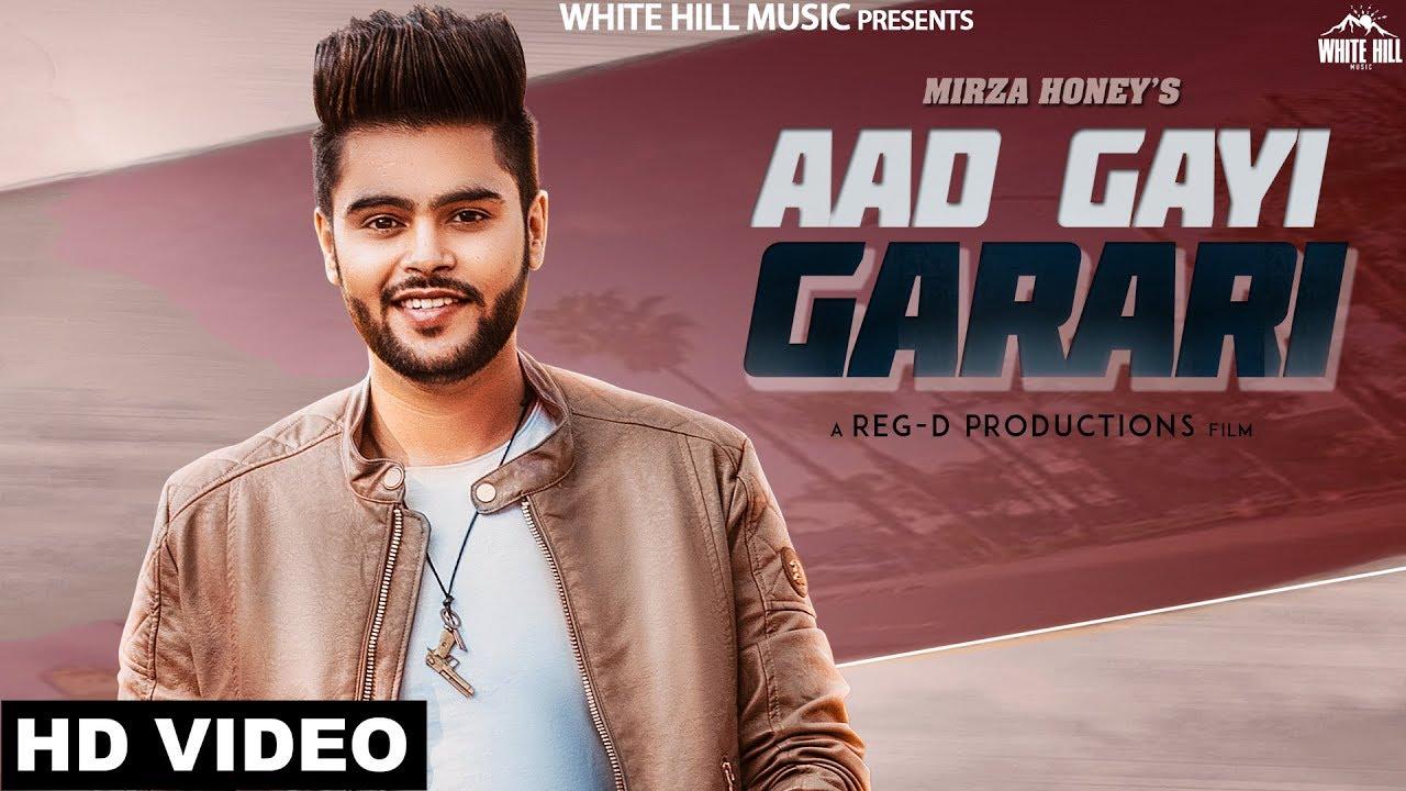 Mirza Honey ft Jassi X – Aad Gayi Garari