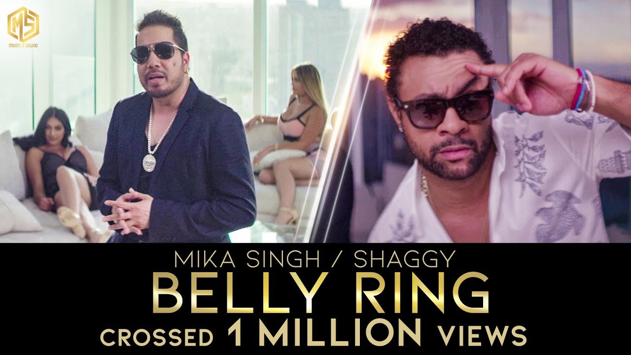 Mika Singh ft Shaggy – Belly Ring