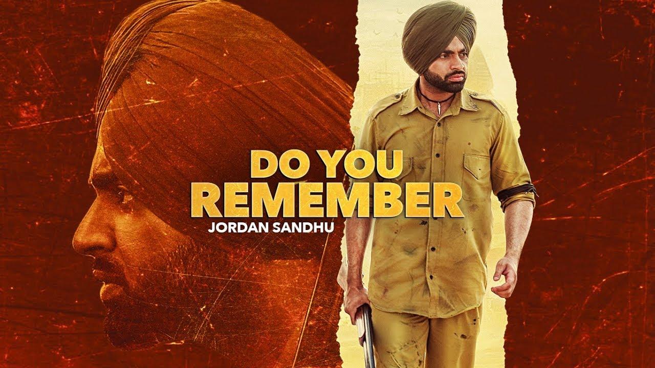 Jordan Sandhu ft Desi Crew – Do You Remember