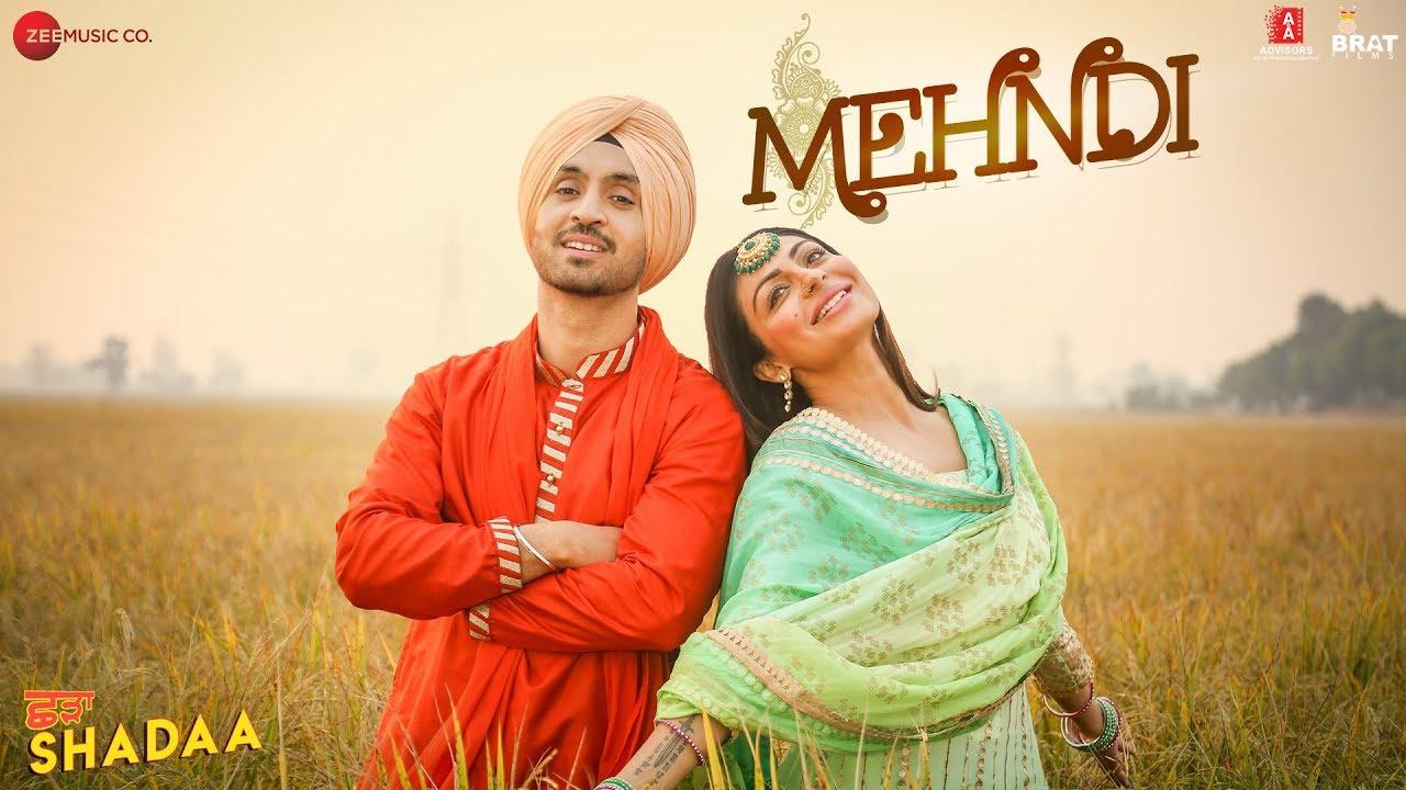 Diljit Dosanjh ft Shipra Goyal & Nick Dhammu – Mehndi