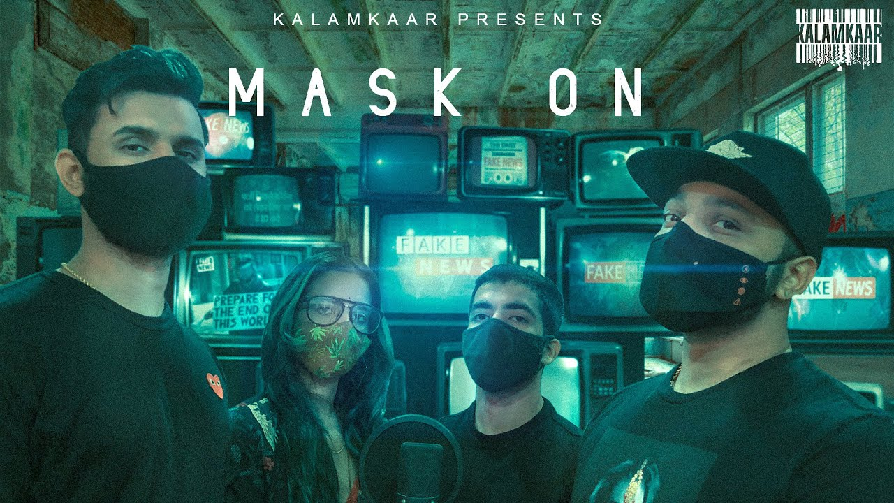 Raftaar ft Karma, Rashmeet Kaur & Yunan – Mask On