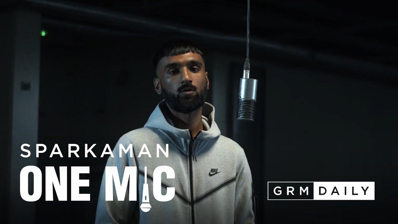 Sparkaman – One Mic Freestyle