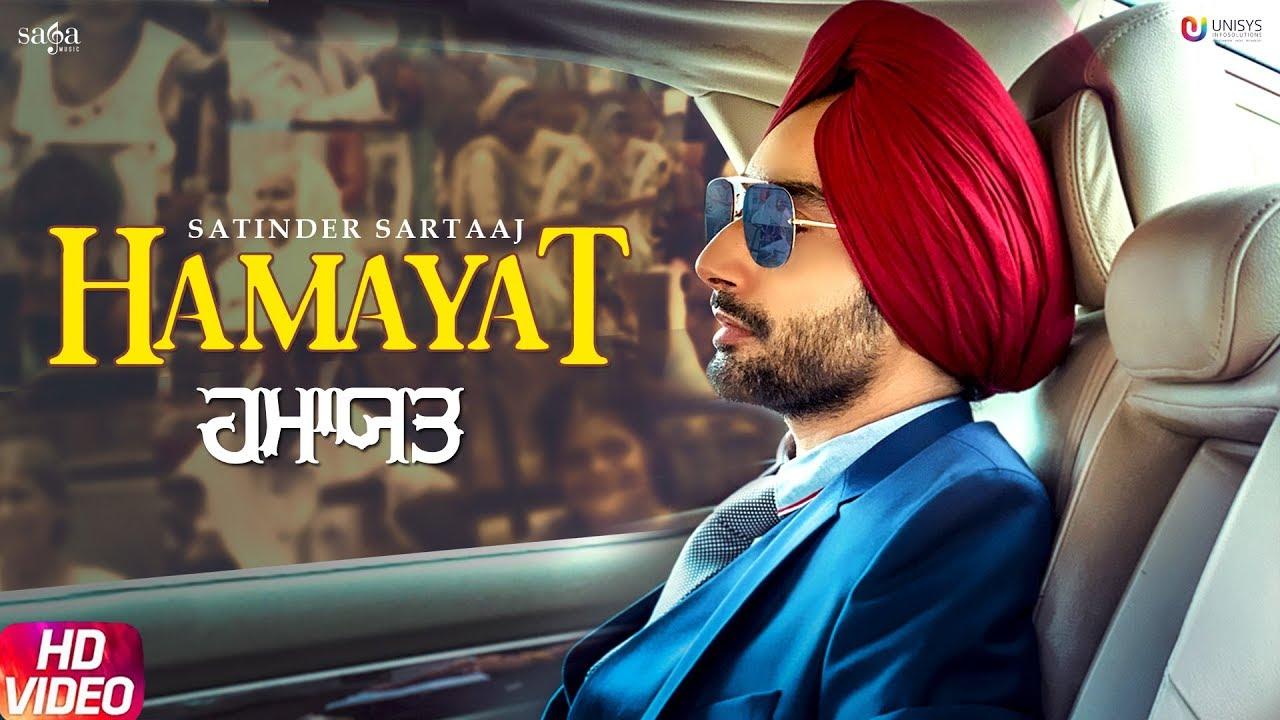 Satinder Sartaaj ft Beat Minister – Hamayat