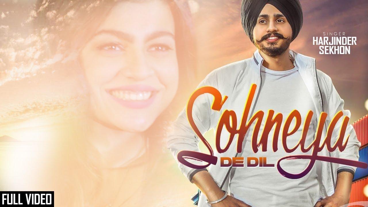 Harjinder Sekhon ft MixSingh – Sohneya De Dil