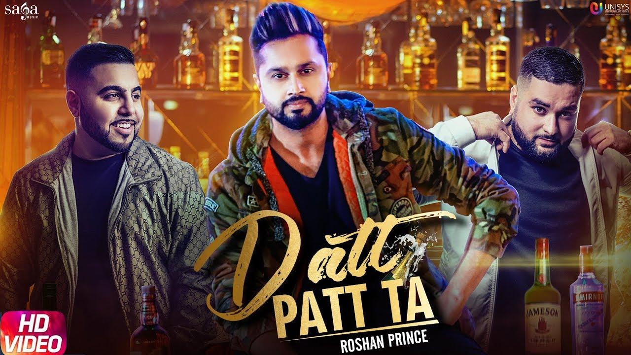 Roshan Prince ft Team B & Desi Crew – Datt Patt Ta