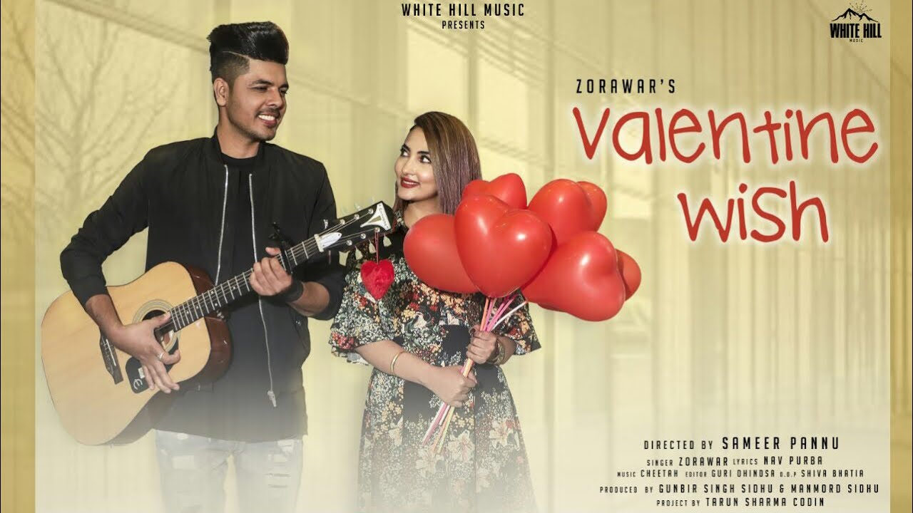 Zorawar – Valentine Wish