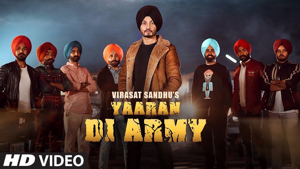 Virasat Sandhu ft Jassi X – Yaaran Di Army