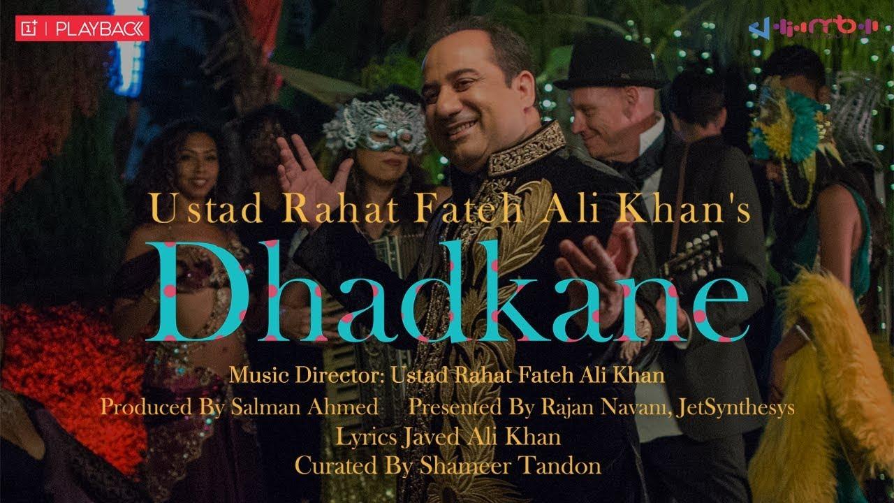 Rahat Fateh Ali Khan – Dhadkene