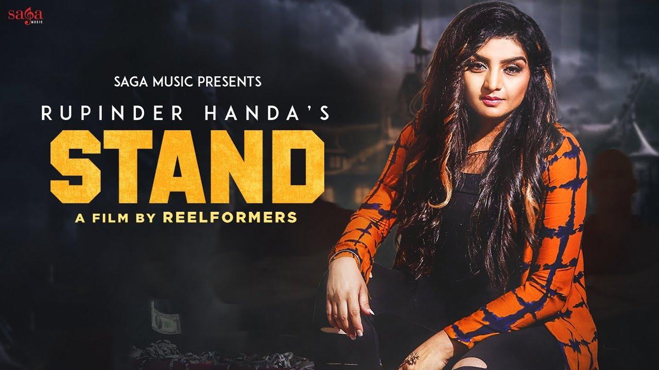 Rupinder Handa – Stand