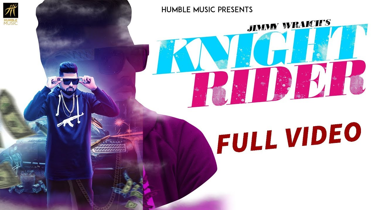 Jimmy Wraich ft Sunny Malton – Knight Rider