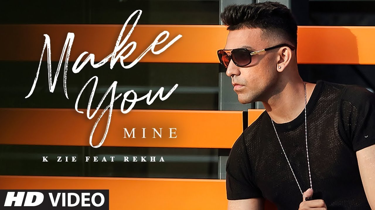 K Zie ft Rekha – Make You Mine