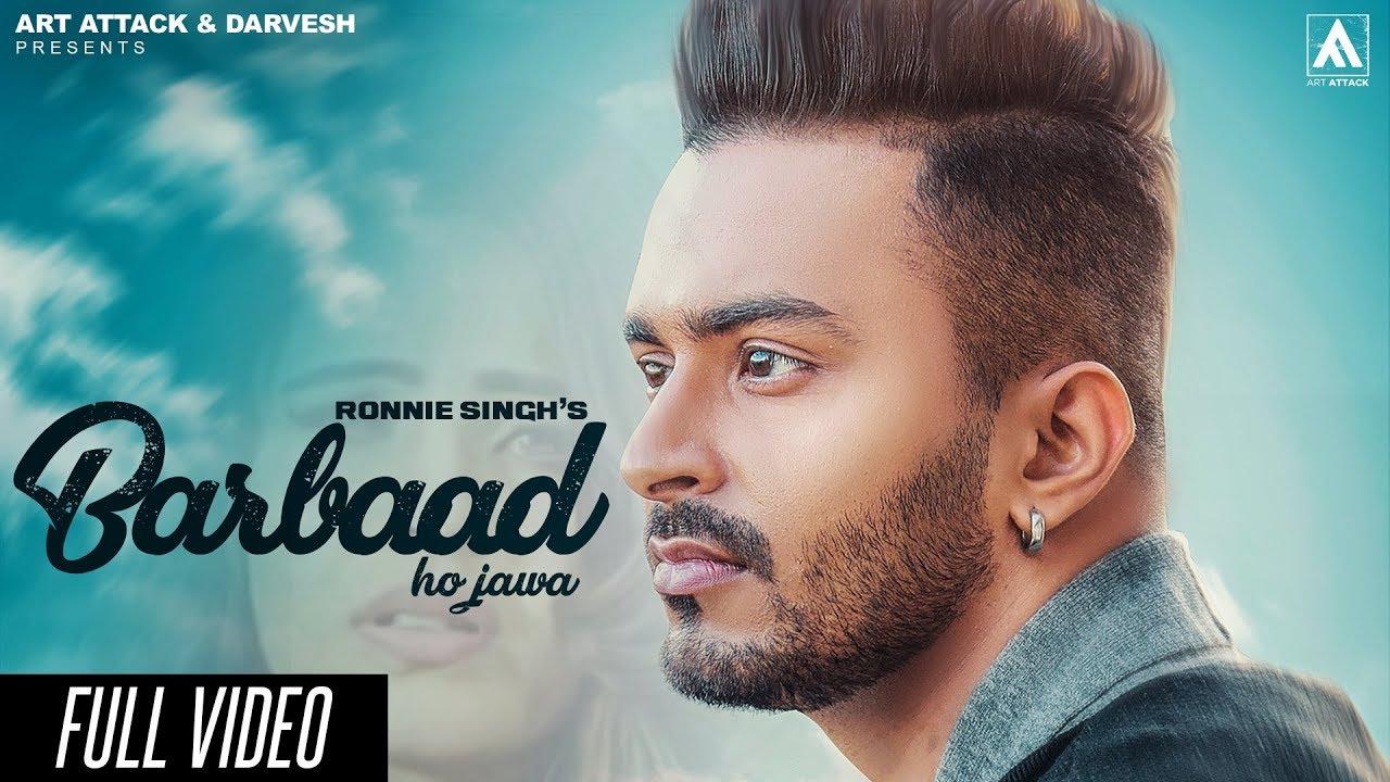 Ronnie Singh – Barbaad Ho Jawa