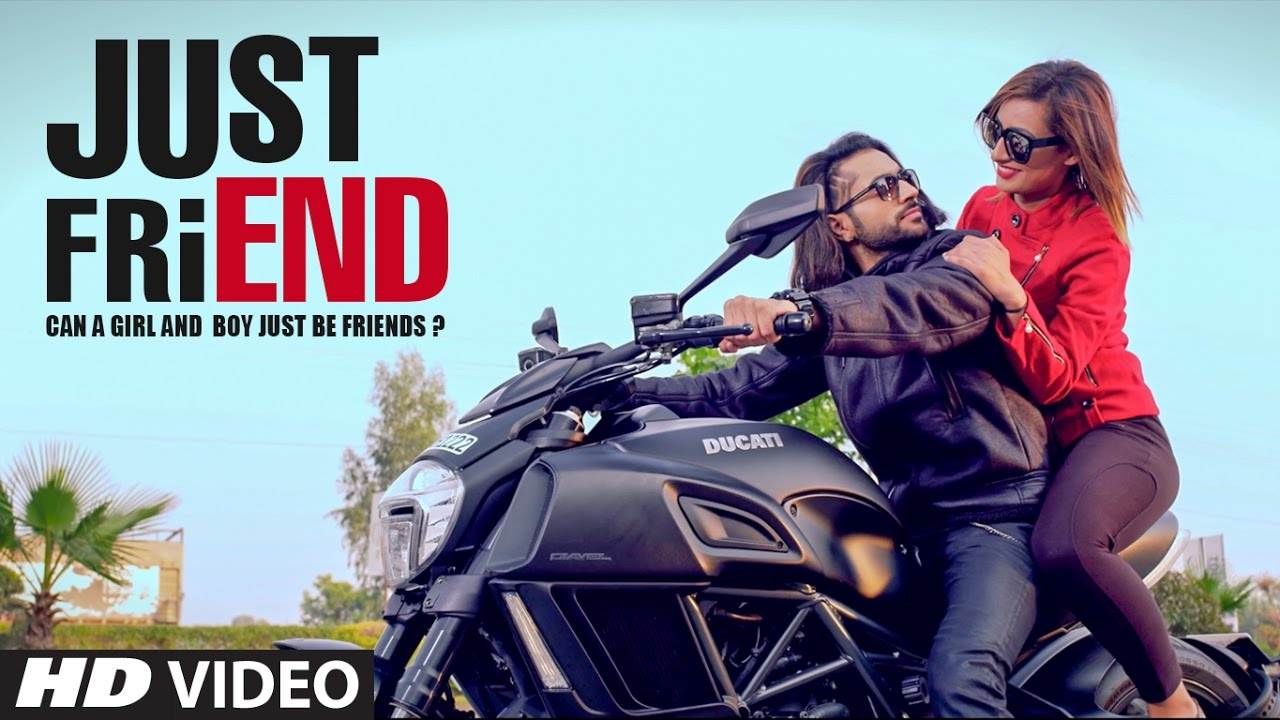 Preet Rai & Ankit Dev – Just Friend
