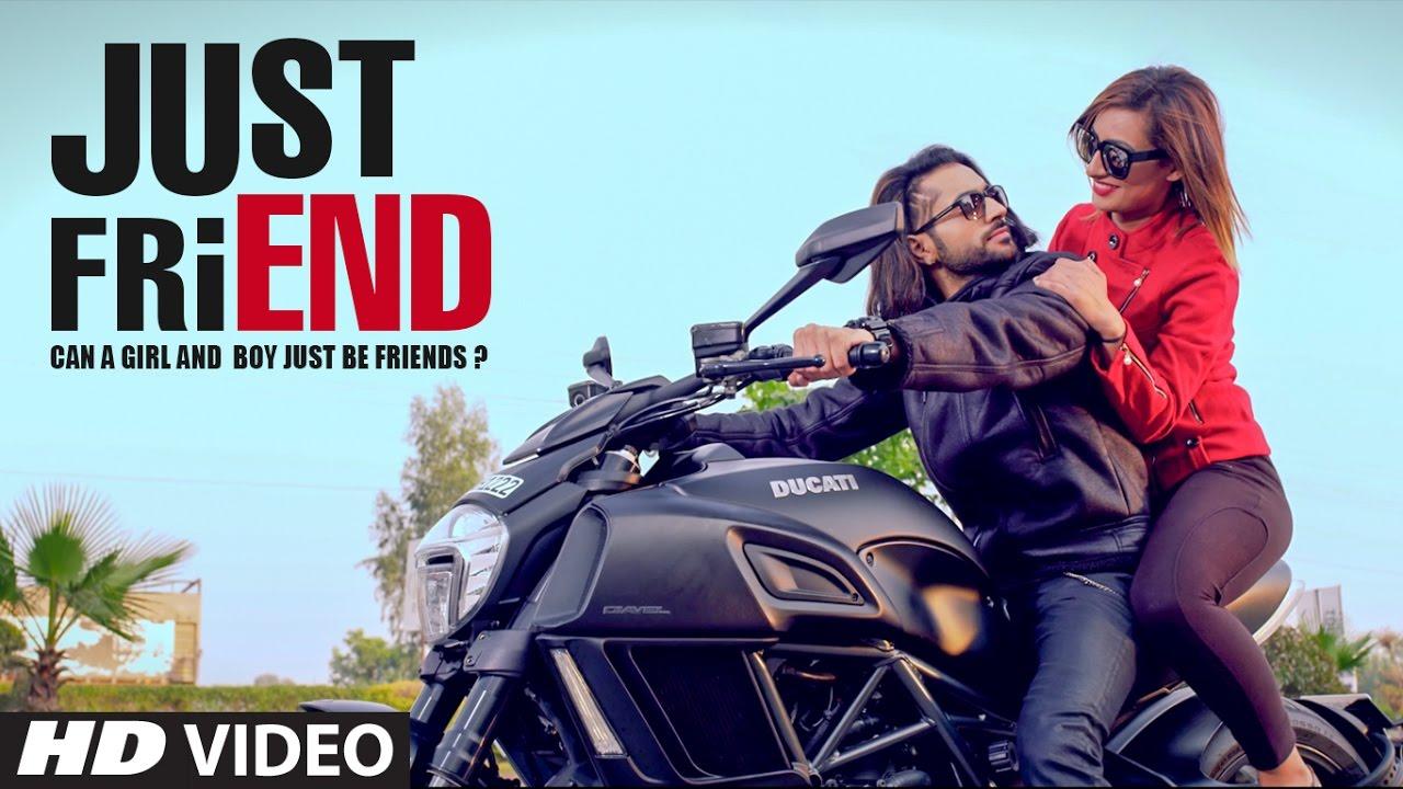 Preet Rai & Ankit Dev – Just Friend