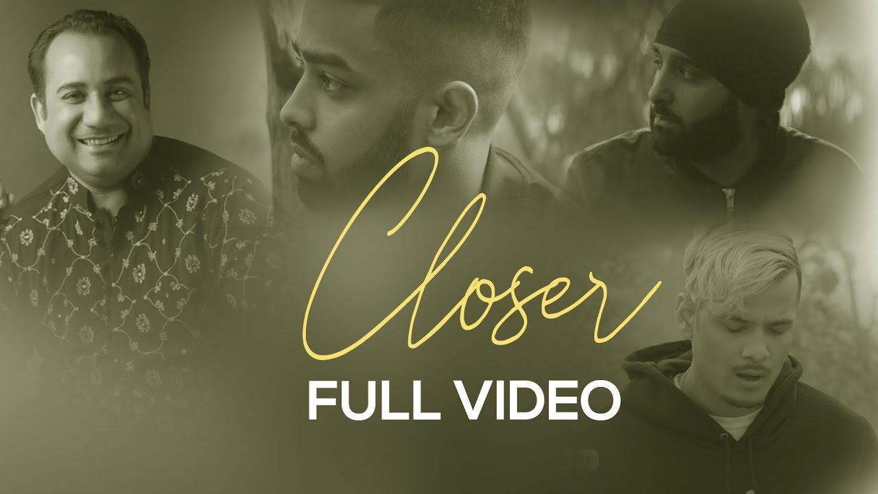 Rahat Fateh Ali Khan ft Ezu, Ikka & DJ Harpz – Closer (Judaiya)