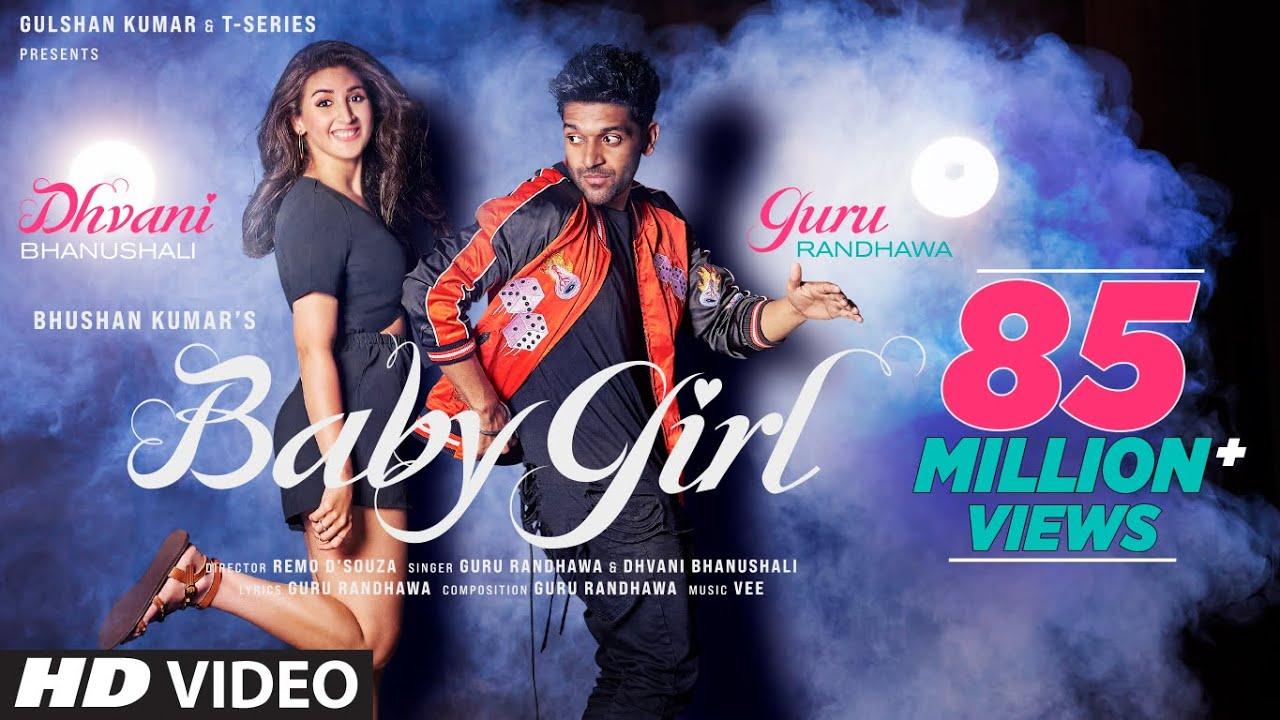 Guru Randhawa & Dhvani Bhanushali ft Vee Music – Baby Girl