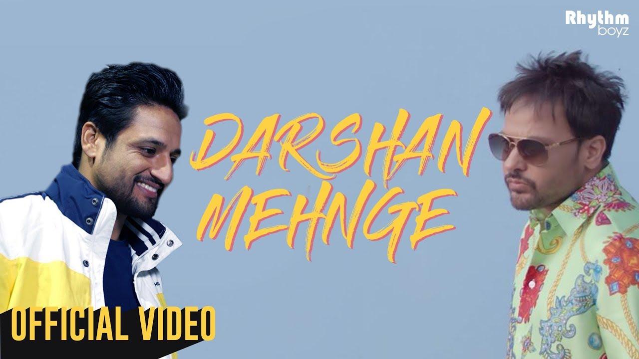 Amrinder Gill & Sajjan Adeeb – Darshan Mehnge