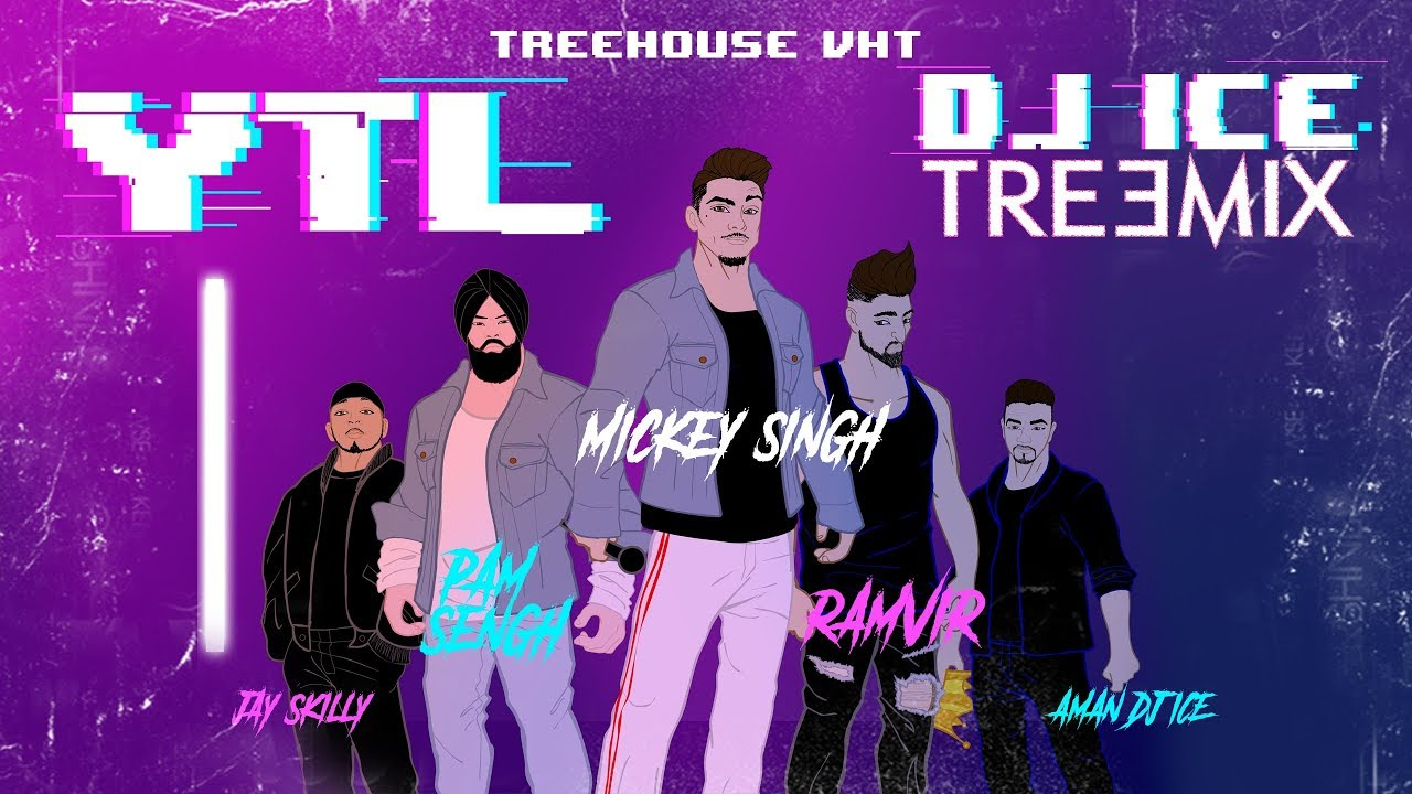 DJ Ice ft Mickey Singh, Pam Sengh & RamVir – Yaar Tera Lit (Treemix)