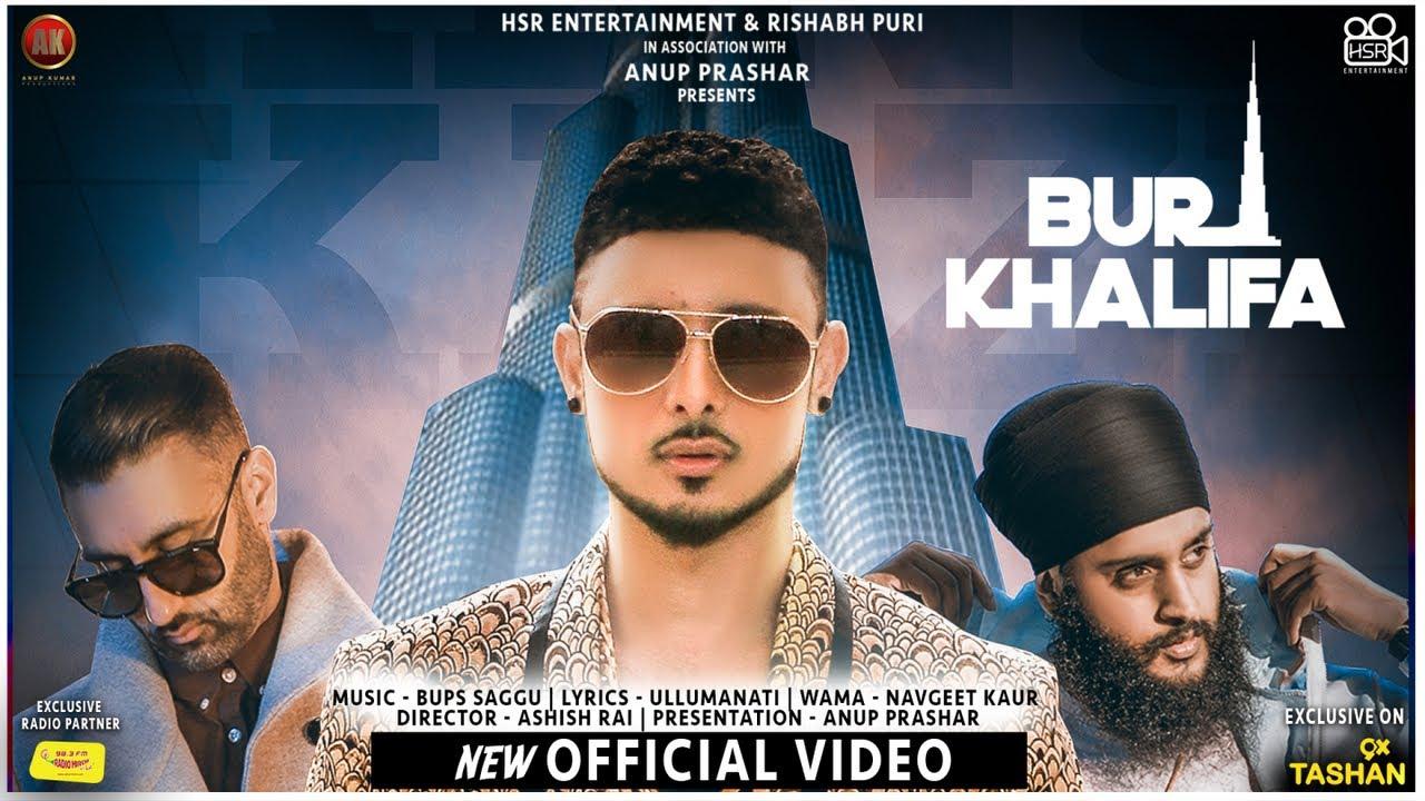 King Kaazi ft Fateh & Bups Saggu – Burj Khalifa