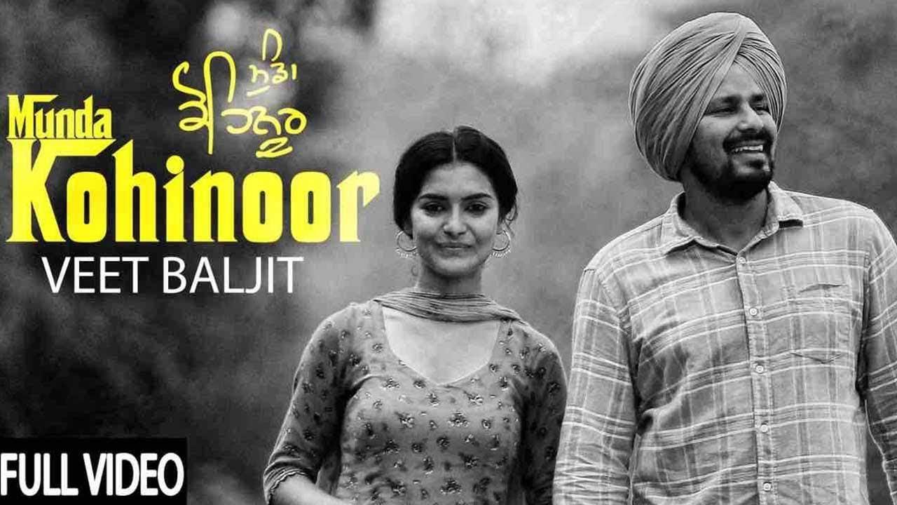 Veet Baljit ft Nick Dhammu – Munda Kohinoor