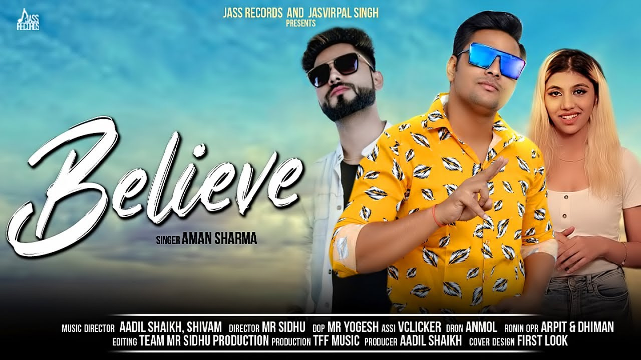 Aman Sharma – Believe