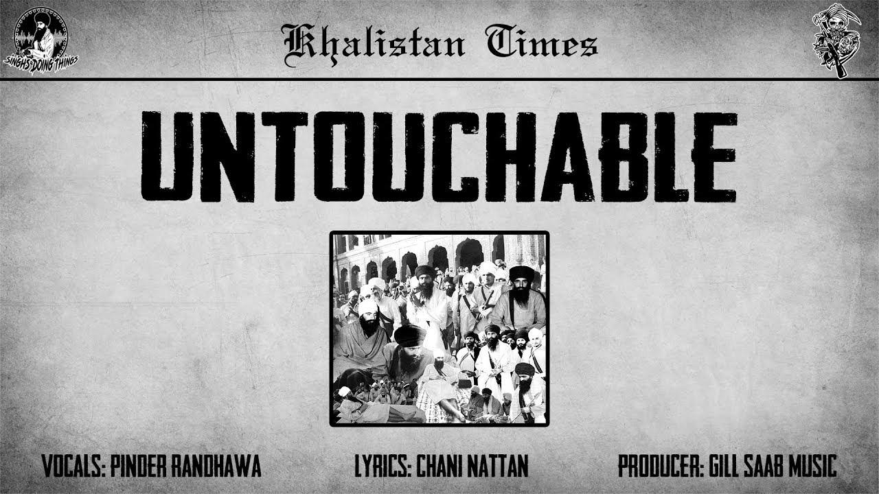 Chani Nattan ft Pinder Randhawa – Untouchable