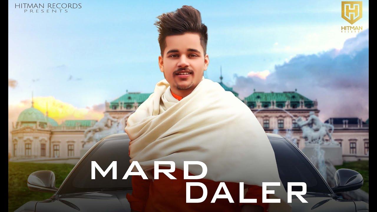 Parveen ft Danger Beats – Mard Daler