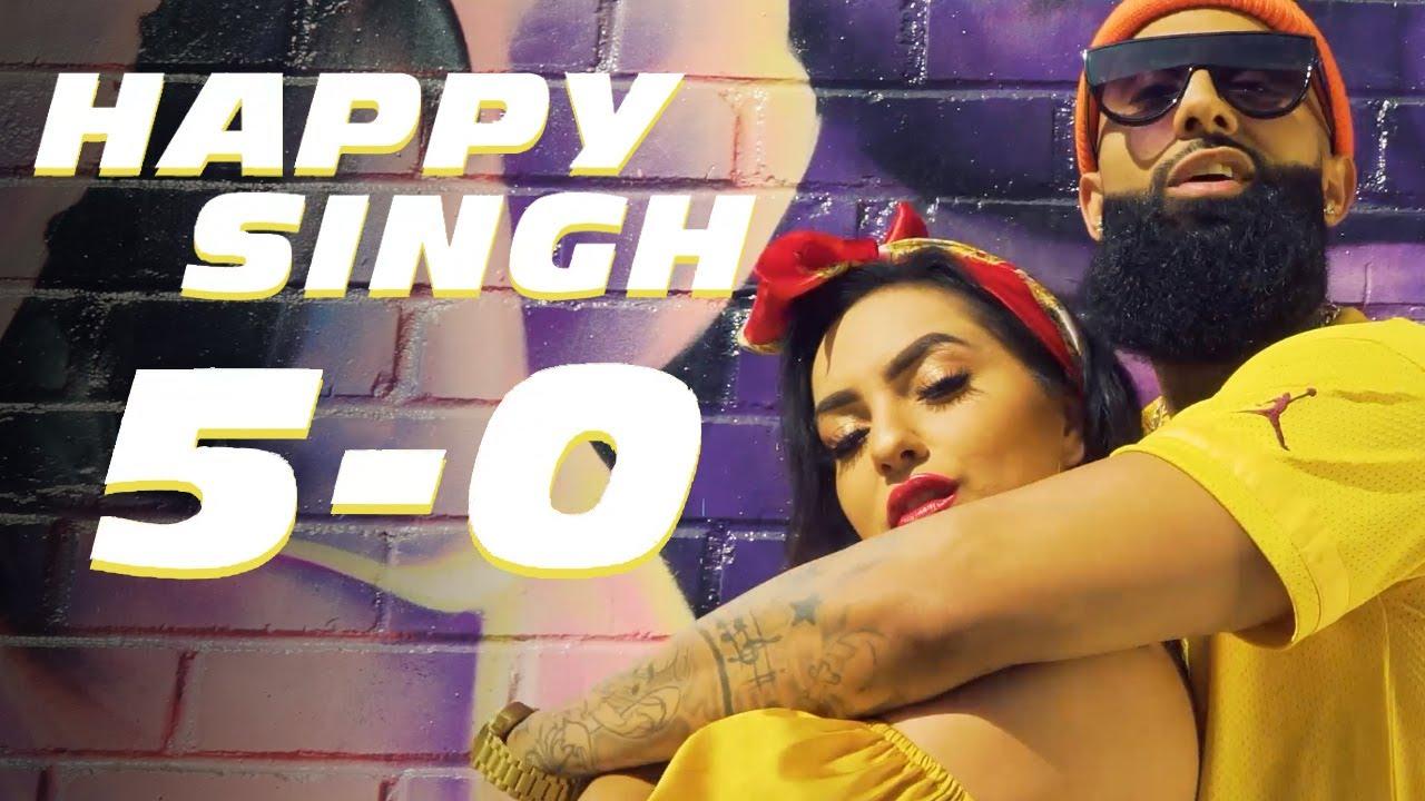 Happy Singh – 5-0