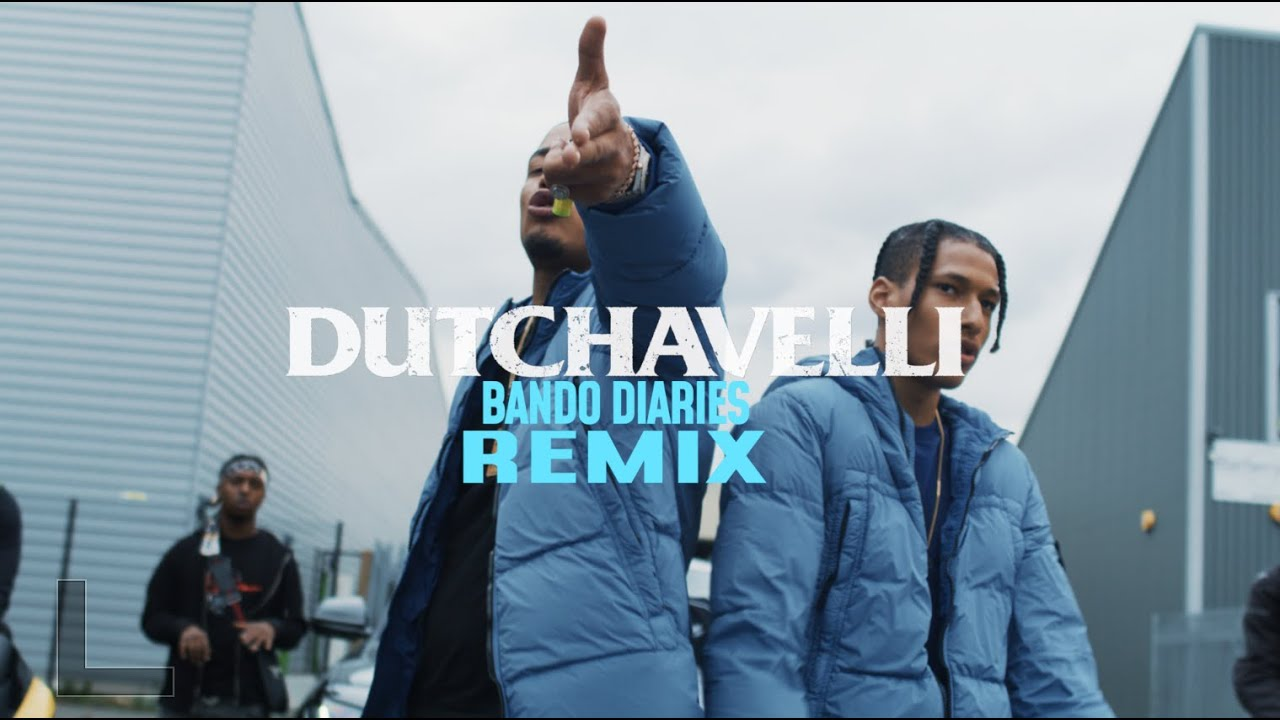 Dutchavelli ft OneFour, Kekra, Noizy & Divine – Bando Diaries (Remix)