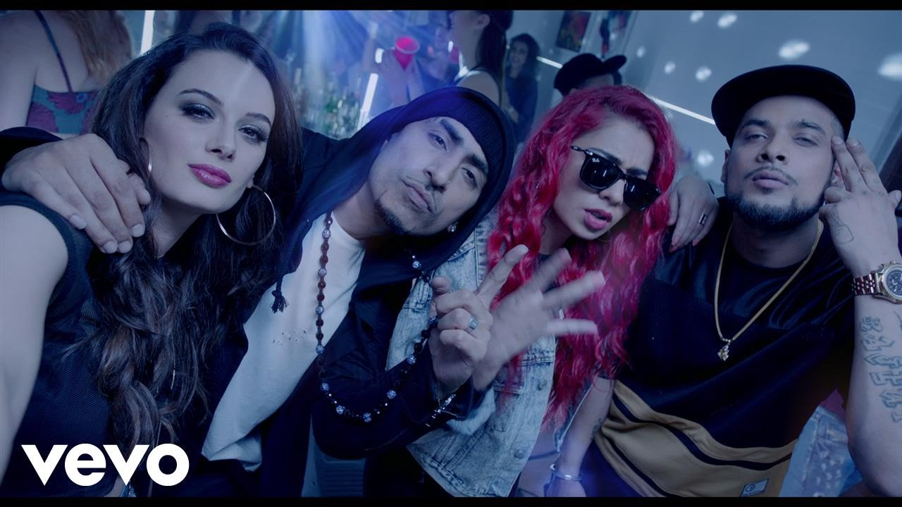 Dr Zeus ft Jasmine Sandlas & Ikka – Party Nonstop